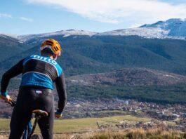 equipación ciclista de invierno mitto custom wear
