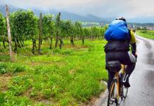 ¿Cómo practicar ciclismo en invierno?