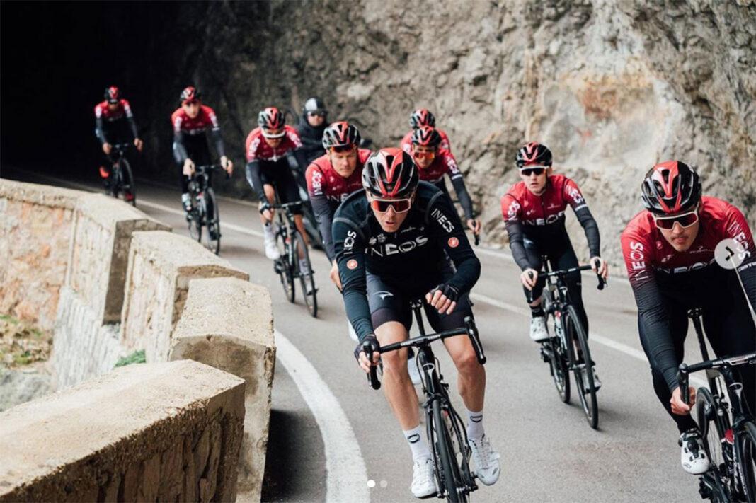 Chris Froome abandona la concentración del Team Ineos y es duda para el Tour de Francia 2020