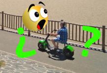 Examen teórico para poder conducir patinetes y bicicletas eléctricas y tener más de 16 años