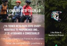 I am Rider y Suelta Los Frenos de nuevo juntos en el V ENDURO-MTB DE TRUJILLO