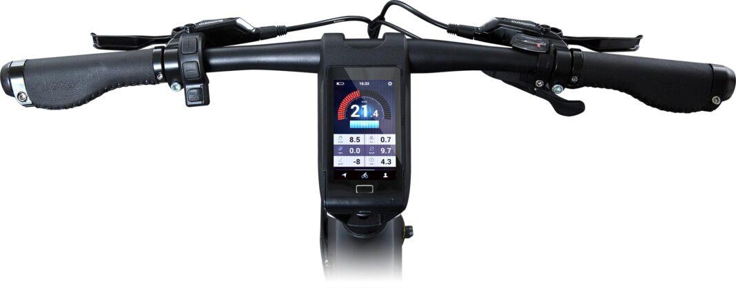 La-primera-bicicleta-inteligente-con-Alexa-integrado-conectada-a-Internet-Cybic-E-Legend