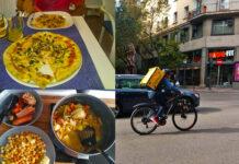 Nueva huelga de repartidos de Glovo en bicicleta