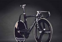 Una bicicleta de 30.500€ fabricada por Hope Tech y que utilizará en Tokio 2020 el equipo Británico de ciclismo en pista