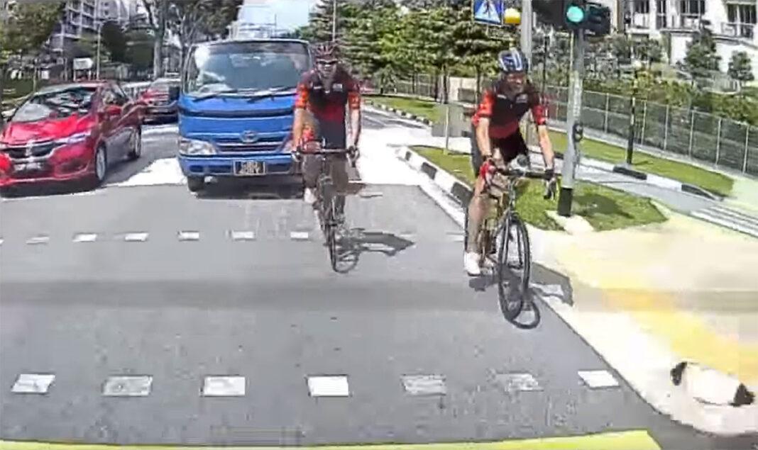 Vídeo: Atropello intencionado a un ciclista. Multa al ciclista y Cárcel, retirada del carnet y multa al conductor