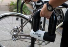 el candado para bicicletas mas seguro del mundo