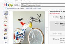 A la venta en Ebay la Pinarello Espada de Miguel Indurain ¿Cuánto crees que cuesta?