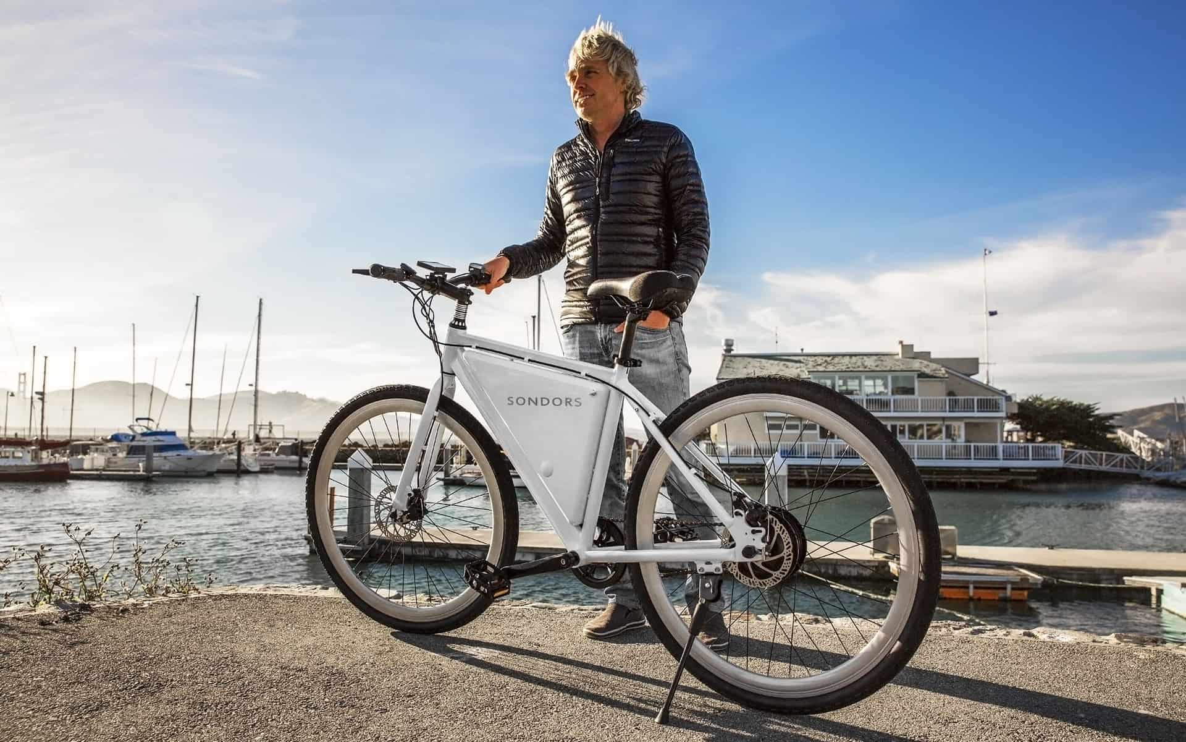 Bicicleta eléctrica urbana barata por 700€. Así es la Sondors Thin