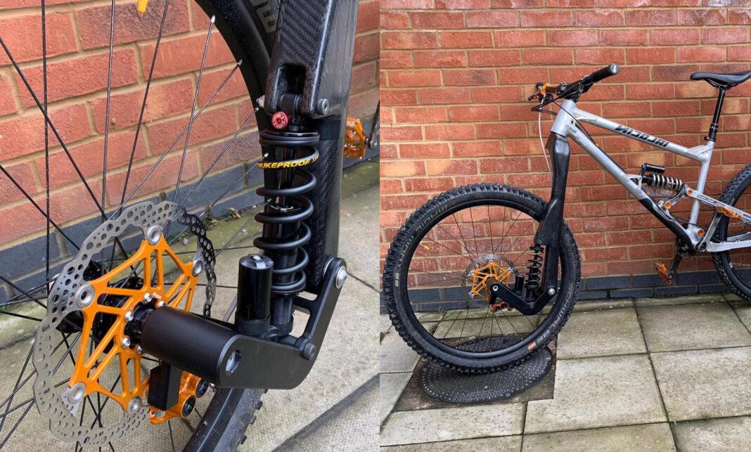 ¿El adiós de las horquillas de suspensión para bicicletas