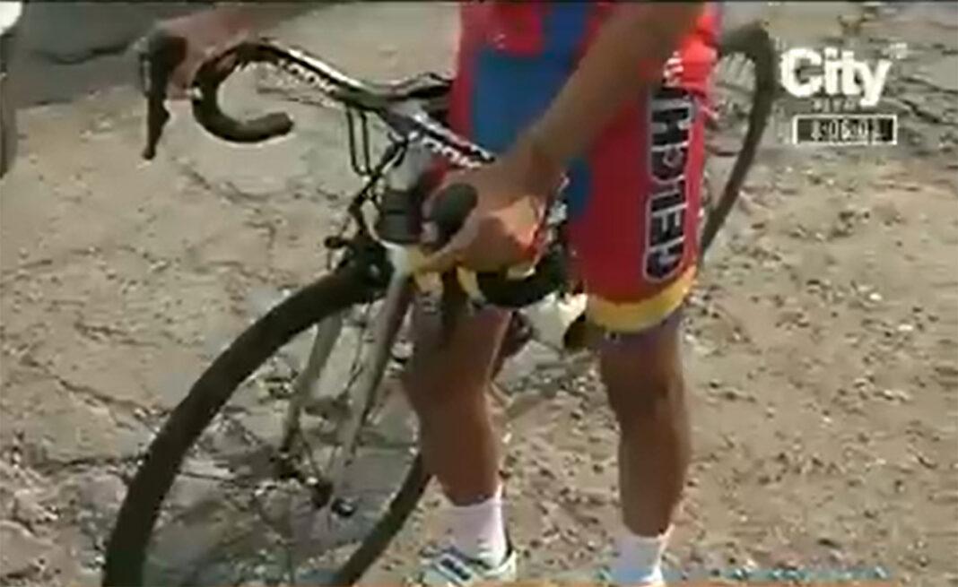 El-timo-del-Yogurt-Un-taxista-intenta-robar-la-bici-a-un-menor-pero-sucede-esto