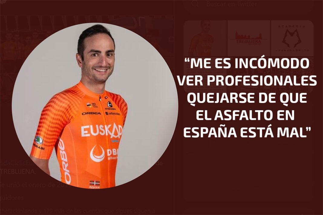 El zasca al ciclista que se queja de las carreteras españolas y el que tributa en Andorra