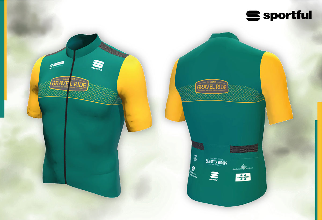 Girona Gravel Ride, tu aventura Gravel dentro del Sea Otter Europe 2020 maillot oficial