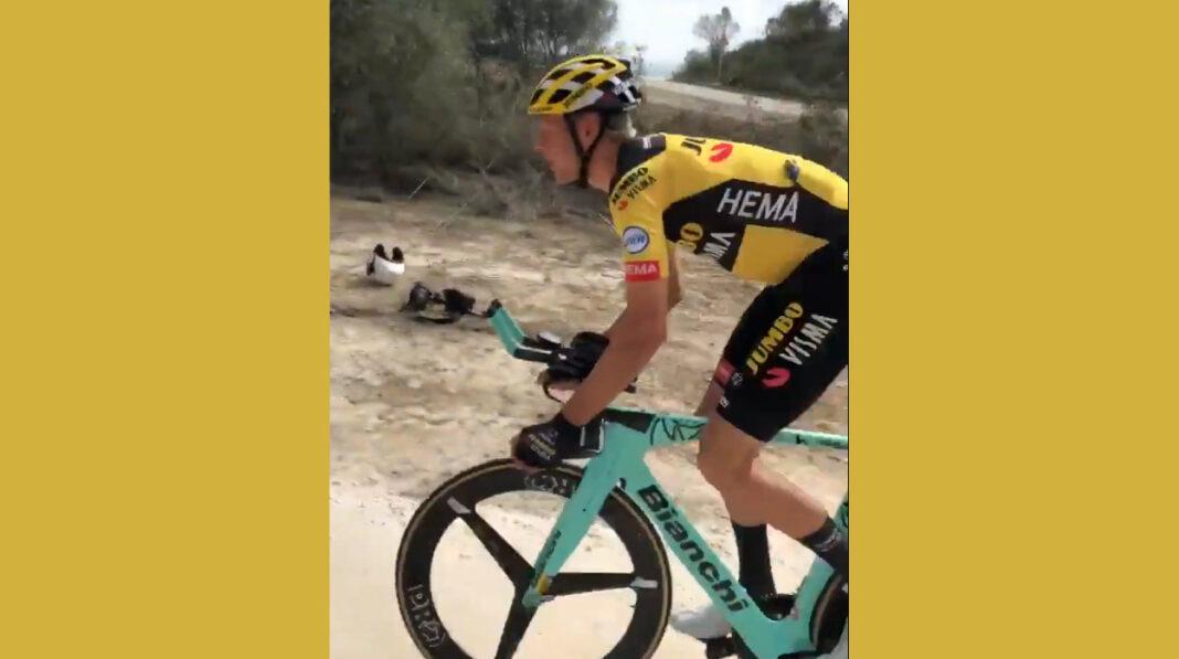 Siguen-las-quejas-de-algunos-ciclistas-profesionales-por-el-mal-estado-de-las-carreteras-españolas
