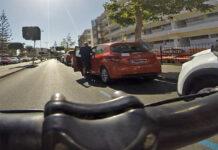 """Un novedoso sistema de Ford que evitará el famoso """"dooring"""" entre coches y ciclistas"""