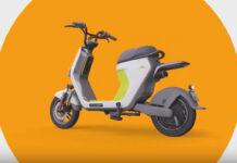 ¿Una bicicleta eléctrica con apariencia de moto? Así es la nueva Xiaomi Ninebot C40
