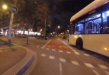 Vídeo: El típico conductor de autobús que se cree el dueño de la carretera