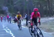Vídeo del ataque de Quintana en el Mont Ventoux