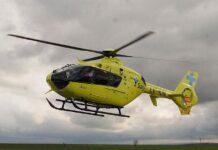helicoptero-sacyl-castilla-y-leon-ciclista-cae-puente-10-metros