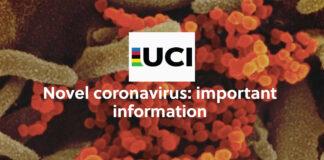 La UCI cancela las competiciones ciclistas en China por el virus #CoronaVirus hasta nueva fecha.