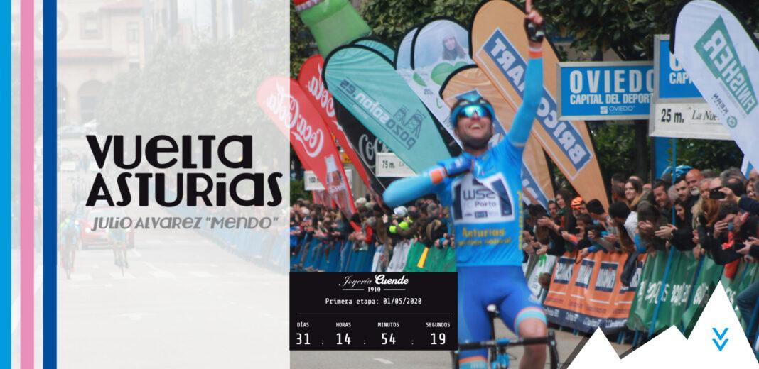 Cancelada la Vuelta Ciclista a Asturias 2020 hasta el próximo año