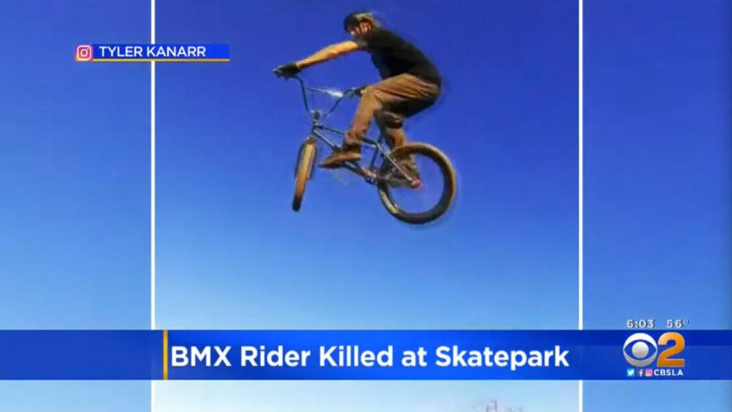 Ciclista de BMX fallece desangrado en el VANS Skatepark indoor de Orange