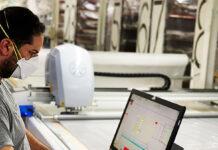 La empresa española de ciclismo Gobik ya fabrica 2000 mascarillas y batas médicas al día