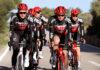 Los ciclistas del Lotto Soudal se bajan el sueldo para solidarizarse con el resto de personal