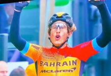 Luis Enrique convoca a Iván Cortina tras su victoria de etapa en la Paris-Niza