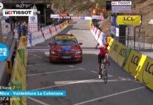 Nairo Quintana vuelve a brillar con el Arkea en la alborotada Paris-Niza