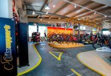 Roban estas 18 bicicletas de alta gama en la tienda Bike Support de Madrid