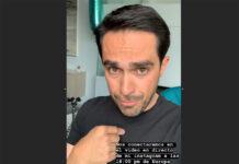 ¿Sesión de rodillo conjunta hoy con Alberto Contador a las 18:00h?