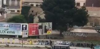 Vídeo: Así persigue la Policía Nacional a un ciclista urbano por las calles de Valencia