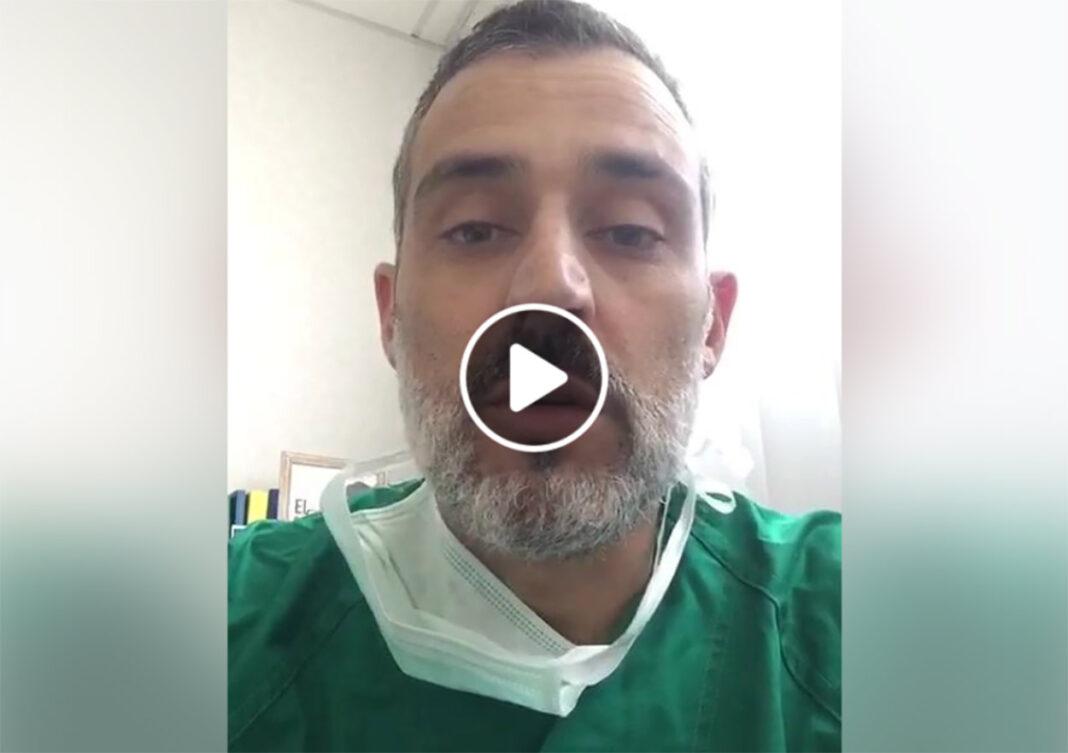 Vídeo: Este es el mensaje de un médico y ciclista madrileño que debes conocer y compartir