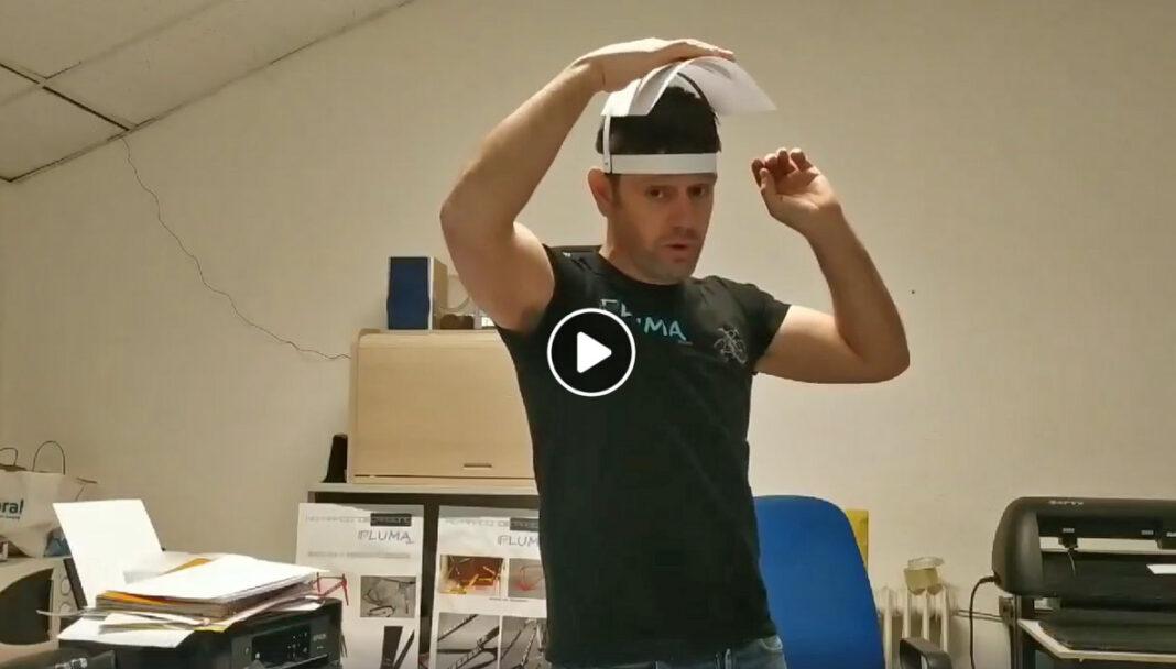 Vídeo-Se-pide-colaboración-para-fabricar-máscaras-sanitarias-sin-necesidad-de-impresoras-3D