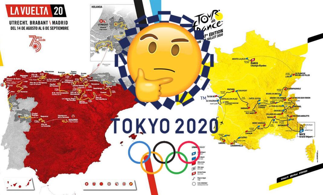 ¿Y si nos quedamos sin Juegos Olímpicos, sin Tour, sin Vuelta...?