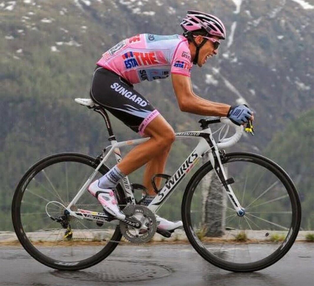 Alberto Contador subasta la Specialized con la que
