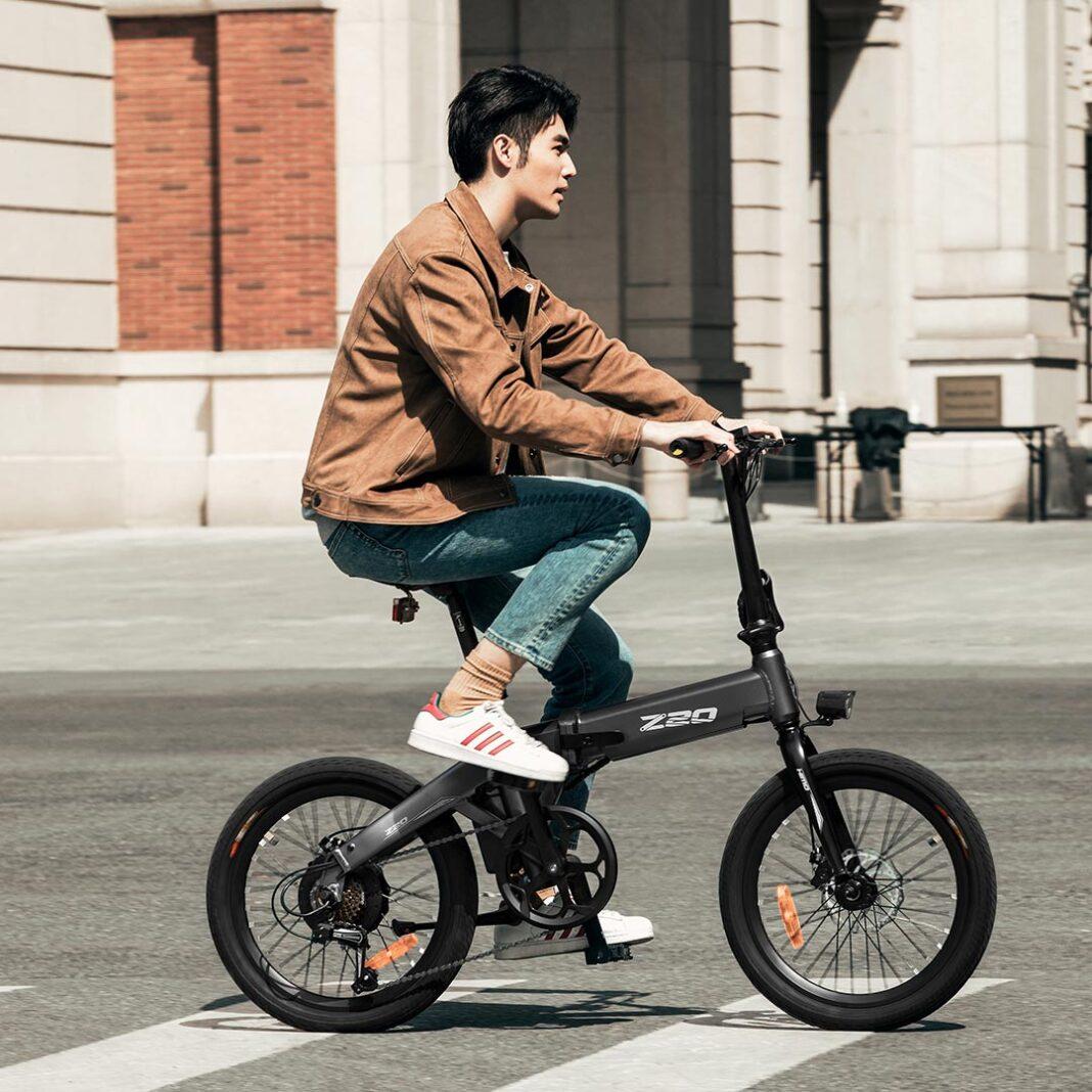 Así es la nueva bicicleta eléctrica Xiaomi Himo Z20
