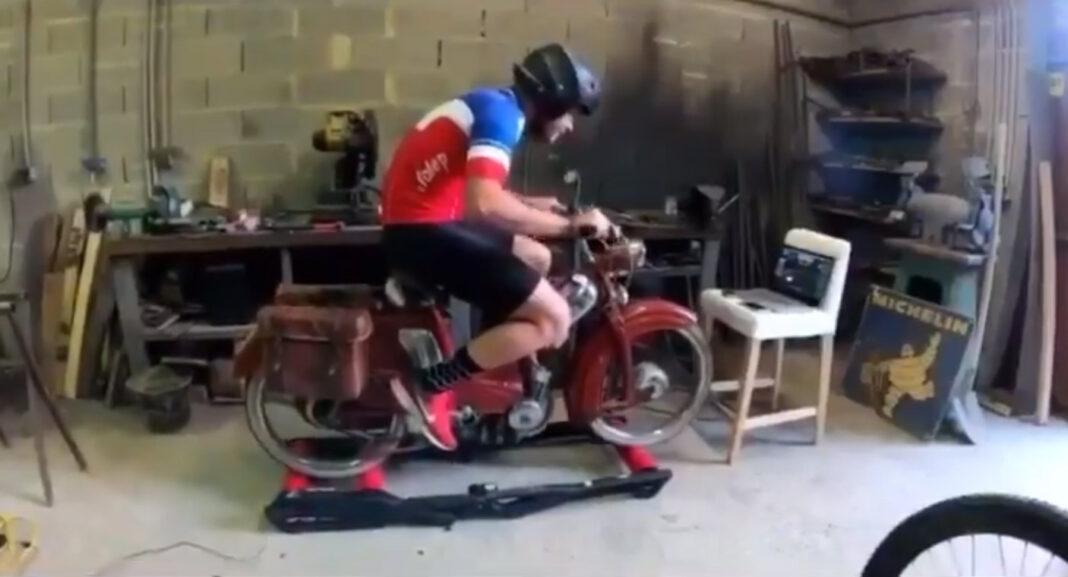Como ganar siempre las carreras con Zwift y el rodillo de entrenamiento