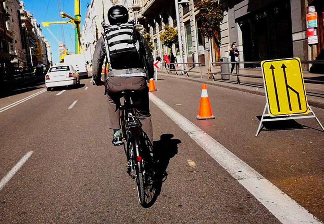 Como utilizar la bicicleta durante la pandemia para desplazarnos seguros