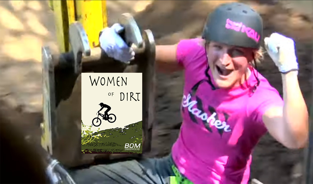 Cuarentena-ciclista-día-35-Awesome-Land-Women-of-Dirt