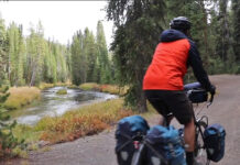 Cuarentena ciclista día #38: Descubriendo Yellowstone en bicicleta - Yellowstone Bike Tour