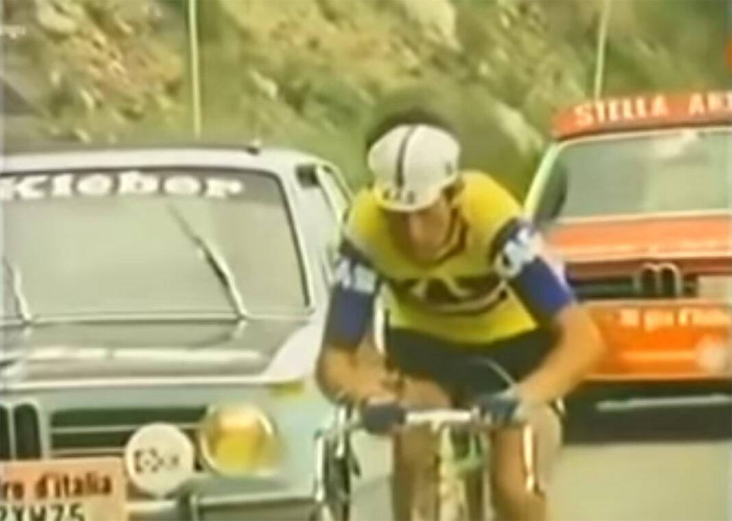Cuarentena ciclista día #38: El Tarangu - José Manuel Fuente Lavandera
