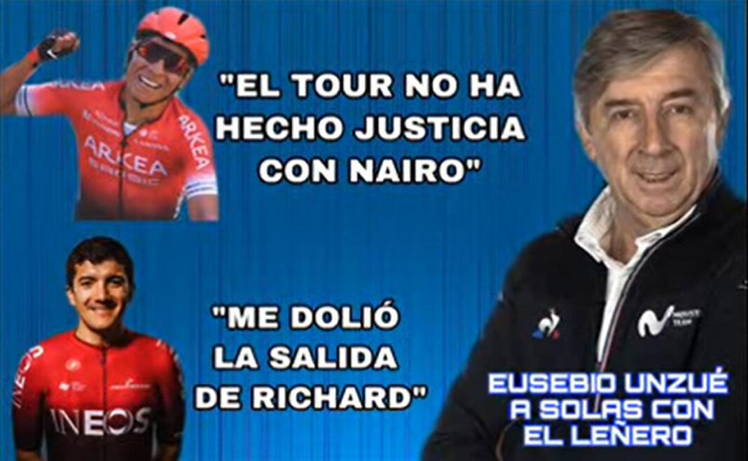 Eusebio-Unzué-Chris-Froome-y-Nairo-Quintana-nunca-se-han-medido-codo-a-codo-el-leñero
