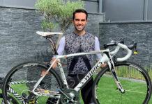 La bicicleta Specialized subastada de Alberto Contador ya tiene nuevo dueño