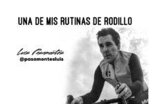 Los rodillos de entrenamiento y el postureo en días de pandemia - Decálogo de Luís Pasamontes