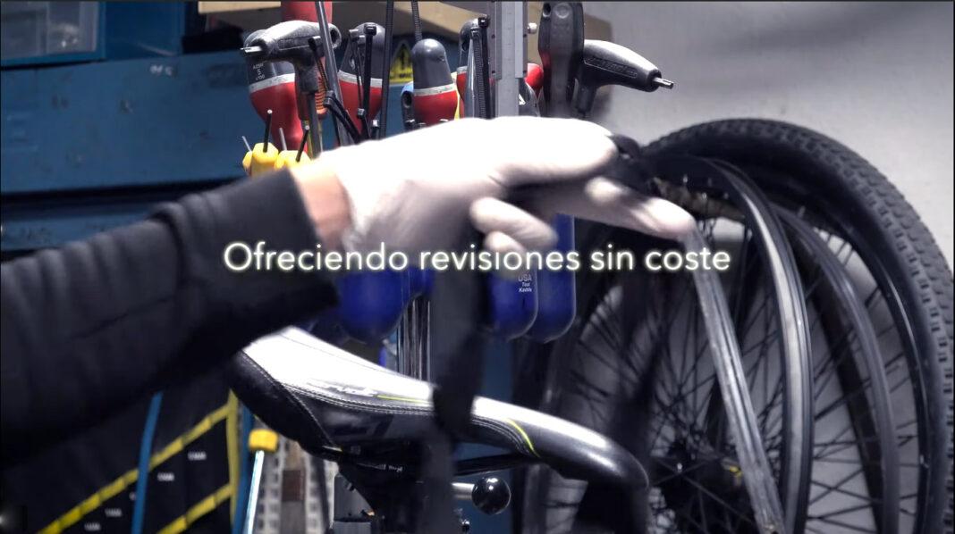 Más de 30 tiendas de bicicletas realizarán mantenimientos gratis