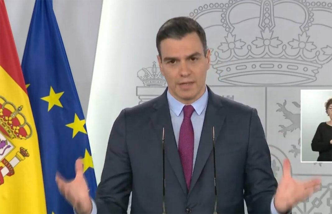 Pedro Sánchez advierte que tendremos que montar en bicicleta en solitario