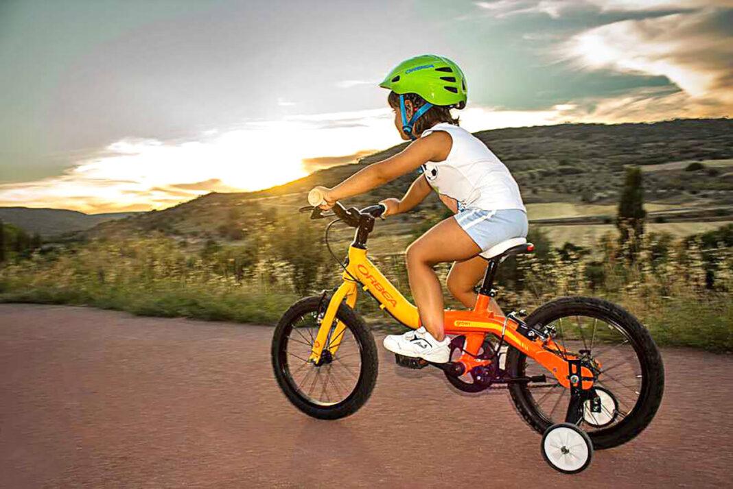 ¿Pueden montar en bici los niños a partir del Domingo 26 de Abril?