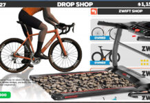 rodillo-entrenamiento-gravel-superficie-rugosa-zwift-mountain-bike-bicicleta
