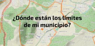 ¿Cómo saber los límites de mi municipio o término municipal? Monta en bicicleta o corre seguro